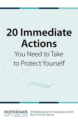 20 Immediate Actions You Need to Take to Protect Yourself